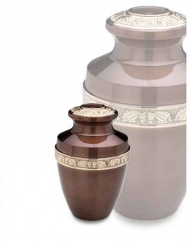 Keepsake Urn - Vienna Copper