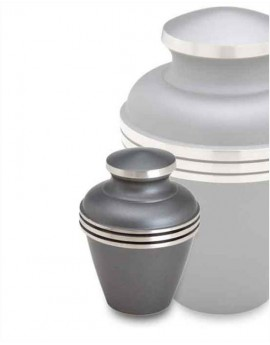 Keepsake Urn - Saturn Pewter