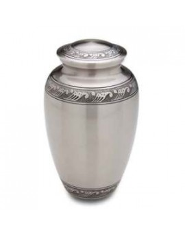 Funeral urns - Infinity Pewter