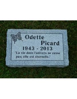 Granite Memorial Plaques #029